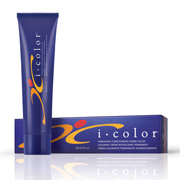i.Color Permanent Conditioning Crème Color